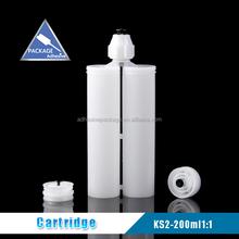 KS2 -200ml 1:1 Mastic Sealant and Silicon Adhesive Cartridge