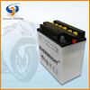 Storage power dry charged 12v lead acid agm battery
