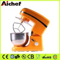 800W home use 6 speeds control dough mixers