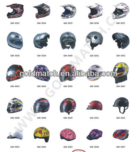 Dot ECE capacete, Rosto cheio capacete da motocicleta