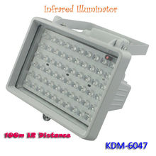 850mm IR LEDs 100m CCTV Illuminator