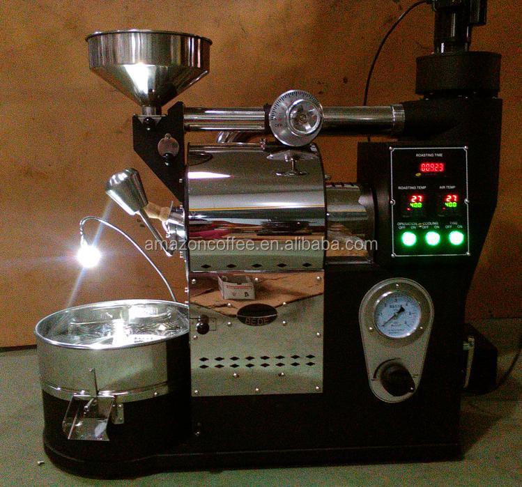 1kg 2kg Drum Coffee Roaster For Sale 1kg 2kg Coffee Bean