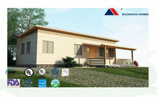 American standard prefabricated modular house RP with light steel structure