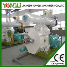 Quick delivery and less cost rice husk lucerne pellet making machine