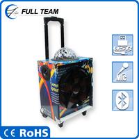 trolley or handheld wireless best rechargeable portable speaker