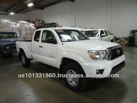 USED 2014 TOYOTA TACOMA SR5 4.0L V6 4x4 ACCESS CAB / Export to Worldwide