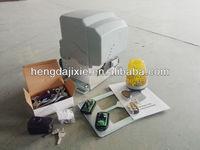 Full Complete Set For Popular Intelligent Automatic Sliding Gate Operator Door Closer/Sliding gate opener