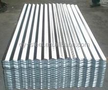 Roofing Full Hard Galvanized Corrugated Steel Sheet