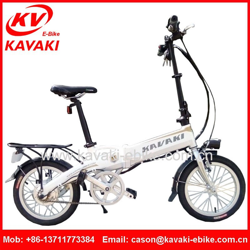Small Folding Electric Bikes