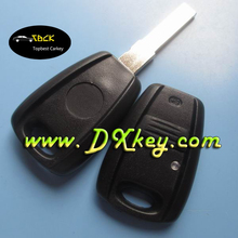 High quality 1 side button key case for fiat key cover fiat 500