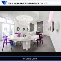 2014 modern office furniture modern office partner desk by Tellworld