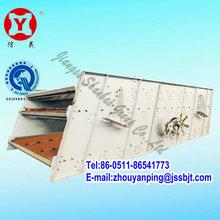 Special designed vibrating screen