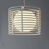 hardware with glass E27 pendant light for home / kitchen replica flos lighting
