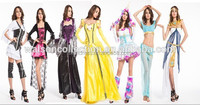 2015 New Styles Instyles Adult Sexy Halloween Costume Carnival Party Fancy Dress Costume