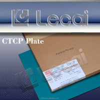 New Label Offset Printing, High Sensitive CTCP Plate