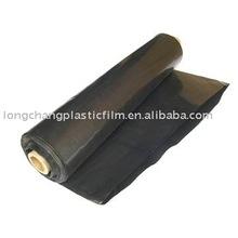 black waterproofing mulch sheet