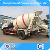 Howo mini concrete truck for sale with high quality price