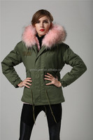 best quality products only fur trim faux fox linner parkas