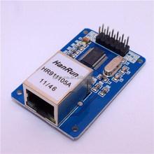 ENC28J60 Ethernet LAN/Network Module For 51 AVR STM32 LPC