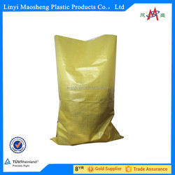 48*62cm construction waste pp woven bag raw material