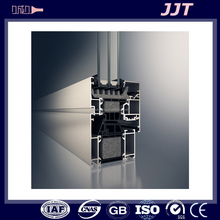 China suppliers 6063 t5 types of aluminum extruded profiles for windows