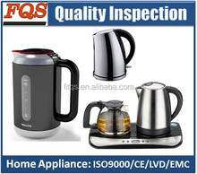 Quality inspection/Quality check service for home appliance/kettle/tea kettle