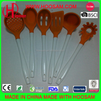 China bulk silicone kitchenware tools cookware sets kitchen utensils wholesale