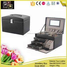 jewelry storage box sold in britain America, Japan, Italy and South East Asia (8029)