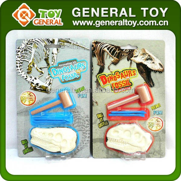 Digging Toys For Boys : Dinosaur dig kit toys plastic fossils toy for boys