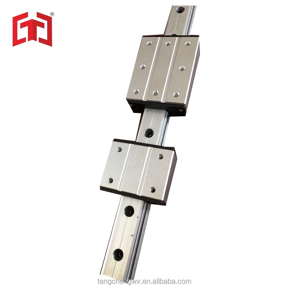 Maneras de la guía lineal bloque para CNC plasma máquina de corte