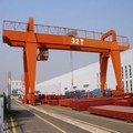 heavy duty acier portables gantry crane