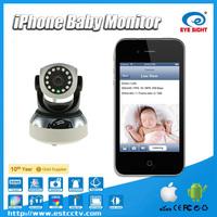 cheap best quality vivid image iphone baby monitor wireless baby video monitor