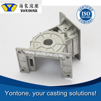 Yontone YT557 Ship on Time ISO9001 Supplier Top Grade Aluminum Alloy ZL102 AlSi9Cu3 AlSi12Fe A380 A356 ADC12 Die Casting Shell