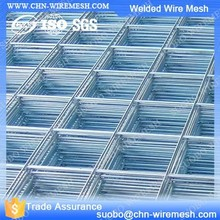 Welded Wire Panel 4X4 Galvanize Wire Mesh Bird Cage Materials