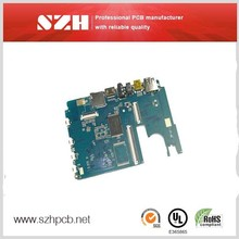 Hal Pcb Boards Manufactures In Shenzhen,China,Fr-4 Material,4-layer Pcb