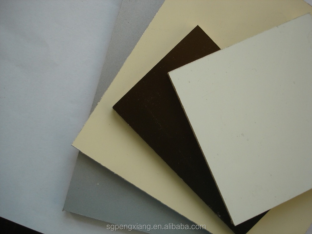 Metal Faced Plywood ~ Two side aluminium faced mdf plywood buy aluminum
