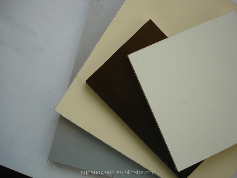Two side aluminium faced mdf plywood buy aluminum