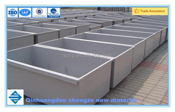glass fiber fish tank, SMC TANK, die pressing rectangle tank
