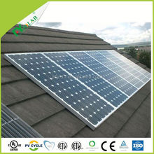 high quality low price per watt of 150w solar photovoltaic panel solar pv module solar cell