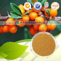 hot sale plant extract sea buckthorn extract/holy thorn extract