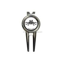 G-DT 9419 SXD elegant charming style golf+divot+tool+ball+marker+logo+golf+equipment
