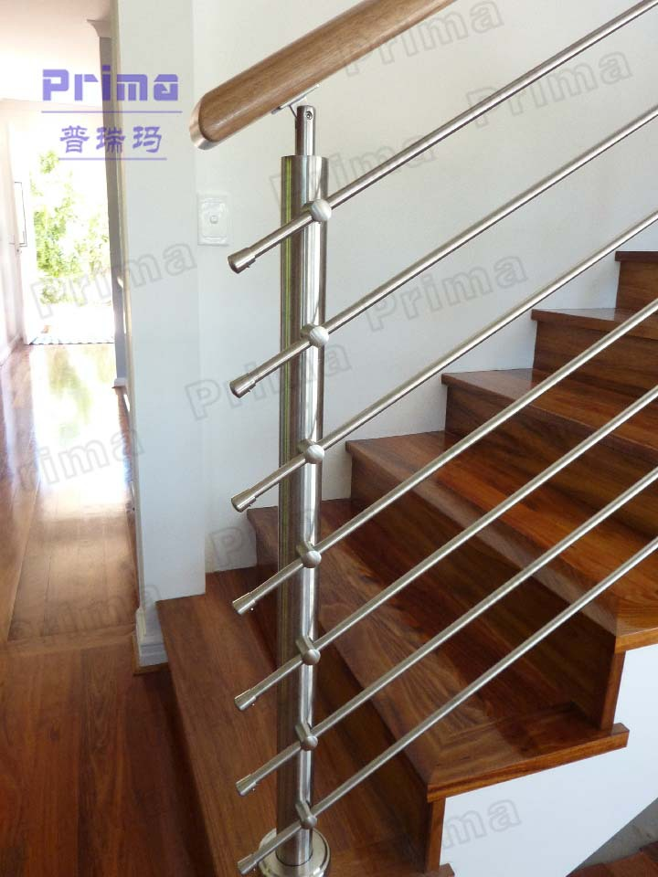 Popular stairs railing stainless steel rod for