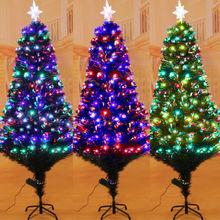 Wholesale Various Sizes Colorful Christmas Tree Decoration Led Christmas Tree
