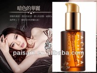 Hot! 60ml volume free sample hair oil for white hair