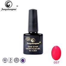 Factory direct sale fashion salon professional 8ml gel one step nails products, uv gel nail polish, led gel nail polish