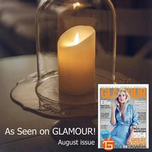 Luminara Flameless Fashion LED Candle for Decoration