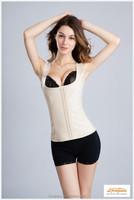 Waist training corset underbust fajas Wholesale 3 Hooks and steel bone