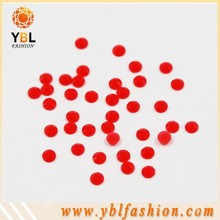 korean quality low lead opal strass crystal for shoes decoration
