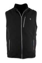 USB Battery heated vest/Powered vest/winter waistcoat (use external battery)