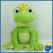 happy birthday gift frog prince toys good quality preschool educational toy lovely frog toys